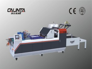 Low MOQ for Envelope Window Film Patching Machine - G-850 Full-automatic High-speed Window Patching Machine – Caunta
