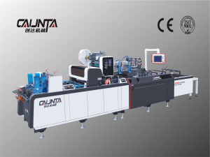 China Manufacturer for Paper Box Window Patch Machine With Single Line - TC-680/880 Full-automatic Window Patching Machine – Caunta